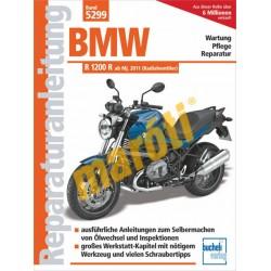 BMW R 1200 R  2011-től (Javítási kézikönyv)