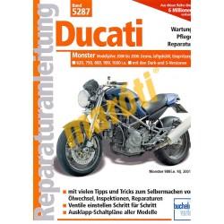 Ducati Monster (Javítási kézikönyv)