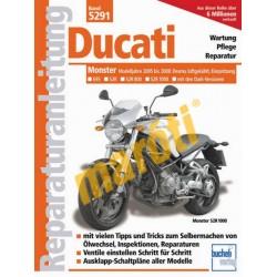 Ducati Monster 2005-től (Javítási kézikönyv)
