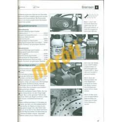 Suzuki GSX 1400  2001-től (Javítási kézikönyv)