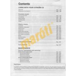 Citroen C3 Petrol & Diesel (02 - 09) 51 to 59