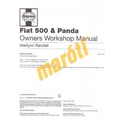Fiat 500 & Panda 2004-2012 (53 to 61) Petrol & Diesel