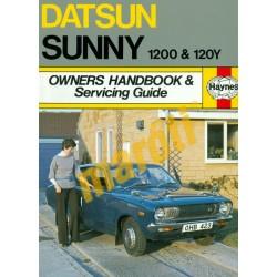 Datsun Sunny 1200 és 120Y