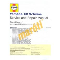 Yamaha XV (Virago) V-Twins (81 - 03)