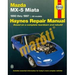 Mazda MX-5 Miata 1990-2014