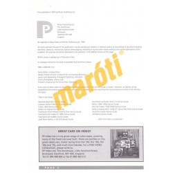 Opel Astra Service Guide and Owner's Manual 1980-1995 (javítási útmutató)