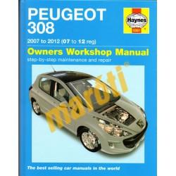 Peugeot 308 2007-2012 - SÉRÜLT