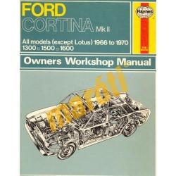Ford Cortina Mk II 1966-1970