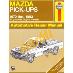 Mazda Pick-Ups 1972-1993