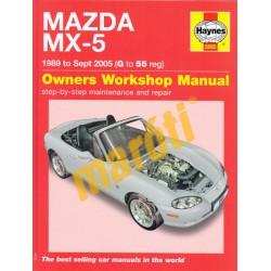 Mazda MX-5 1989-2005 Workshop Manual