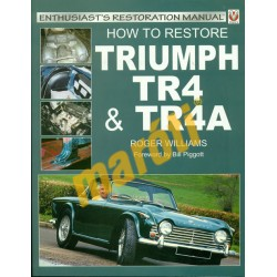 How to restore Triumph TR4 & TR4A