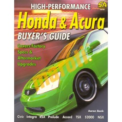 High Performance Honda & Acura Buyer's Guide
