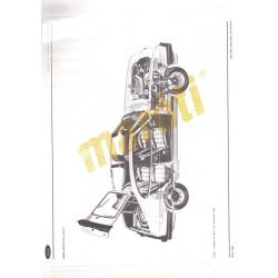 Ford Capri 2.8 injection Workshop Manual