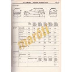 Mitsubishi Galant '97 Karosserie