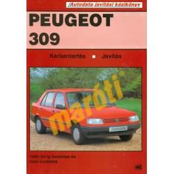 Peugeot 309 (1986-92) benzin és dízel (Javítási kézikönyv) - sérült