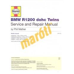 BMW R1200 dohc Twins (10 - 12)