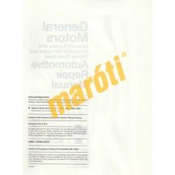 GM: Chevrolet Lumina APV, Oldsmobile Silhouette & Pontiac Trans Sport (90 - 96) (USA)