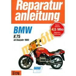 BMW K 75 1985-től (Javítási kézikönyv)