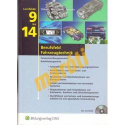 Berufsfeld Fahrzeugtechnik 9-14