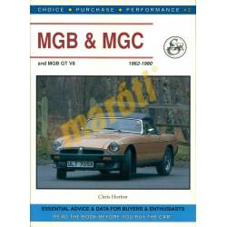 MGB&MGC and MGB GT V8 1962-1980