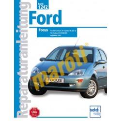 Ford Focus 1998-tól 2004-ig