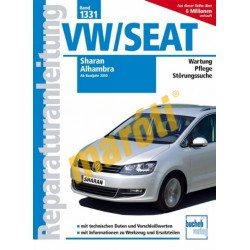 Volkswagen/Seat Sharan Alhambra 2010-től