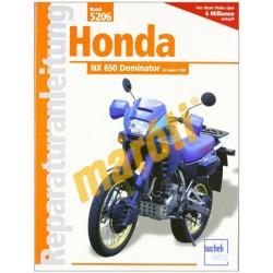 Honda NX 650 1988-tól