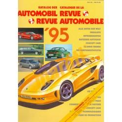Automobil Revue 1995