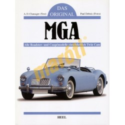 MGA Alle Roadster- und Coupemodelle Einschliesslich Twin Cam