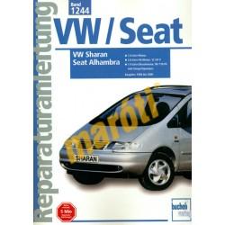 VW Sharan / Seat Alhambra 1998-tól 2000-ig