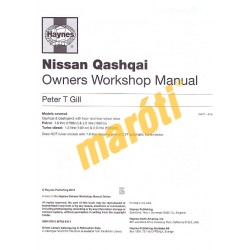 Nissan QashQai (2007 - 2013) Petrol & Diesel