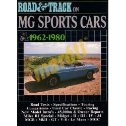 MG Sports Cars 1962-1980