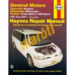 General Motors 1997-2001