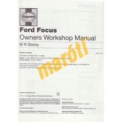 Ford Focus Petrol & Diesel (2011 - 2014)