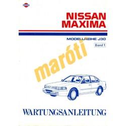 Nissan Maxima Modellreihe J30
