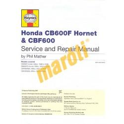 Honda CB600F Hornet (98-06) CBF600 (04-06)