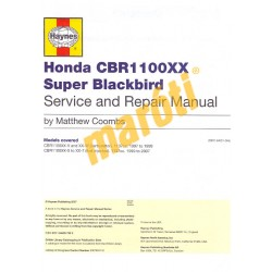 Honda CBR1100XX Super Blackbird (1997 - 2007)