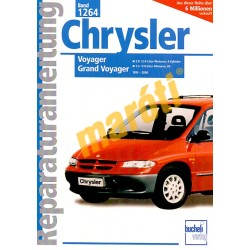 Chrysler Voyager, Grand Voyager 1995-2000 (Javítási kézikönyv)