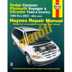 Dodge Caravan, Chrysler Voyager and Town & Country 1996-2002