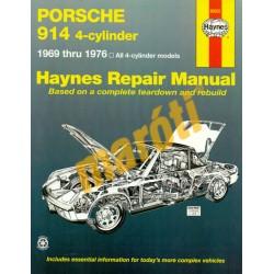 Porsche 914 4-cylinder 1969-1976