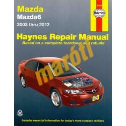 Mazda6 2003-2012