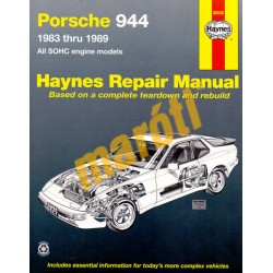 Porsche 944 1983-1989