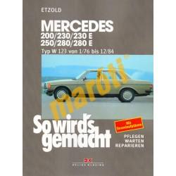 Mercedes 200/230/230E/250/280/280E (1976-84)