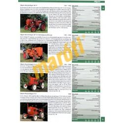 Traktor Oldtimer Katalog Nr.8