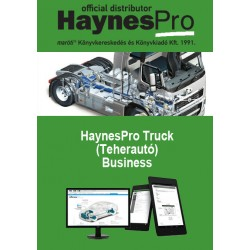 HaynesPro Truck (Teherautó) Business - Demo