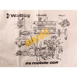 Wartburg 1.3 plakátcsomag (5db)