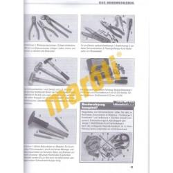 VW Touran Benzin- und Dieselmotoren ab Modelljahr 2003 (Javítási kézikönyv)