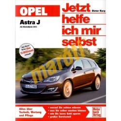 Opel Astra J 2011 (Javítási kézikönyv)