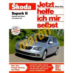 Skoda Superb II 2008 (Javítási kézikönyv)