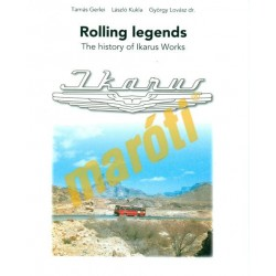 Rolling legends - The history of Ikarus Works - sérült